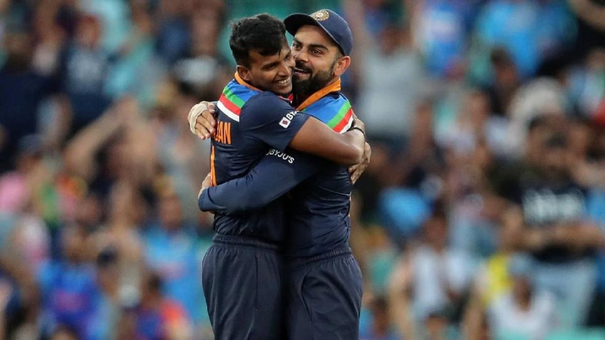 Ind vs Aus 2nd T20I: Hardik Pandya surprised to win Player of the Match award, praises T Natarajan's 'simple' bowling