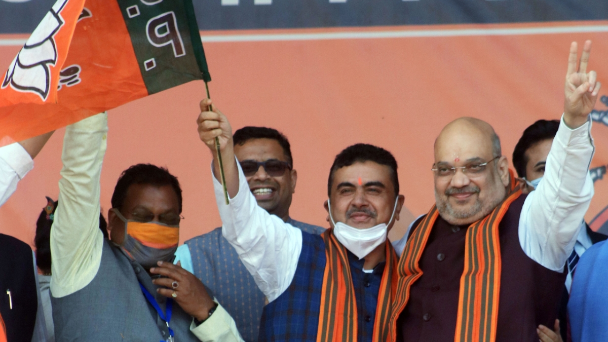 West Bengal Assembly polls: Mamata Banerjee's downfall will begin from Singur and Nandigram, says Amit Shah