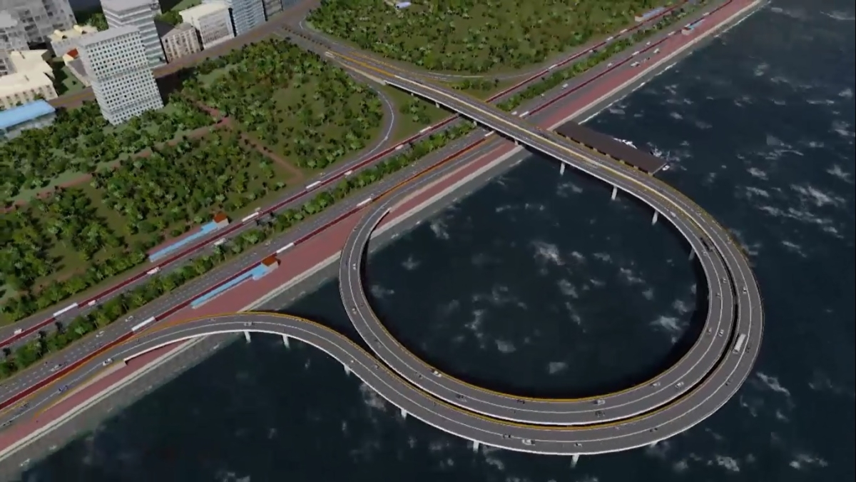 Mumbai Coastal Road Project: 17% work completed, to be opened in July 2023 - Here is how it will look on completion