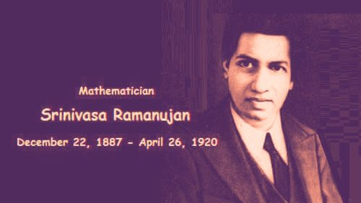 National Mathematics Day 2020: Remembering S. Ramanujan and his contributions to maths