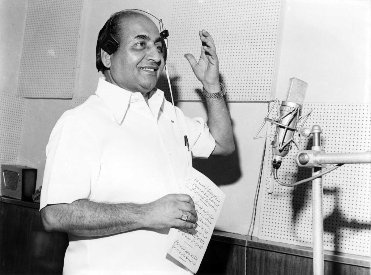 Mohammad Rafi's 96th birthday: Know what makes the legendary singer great