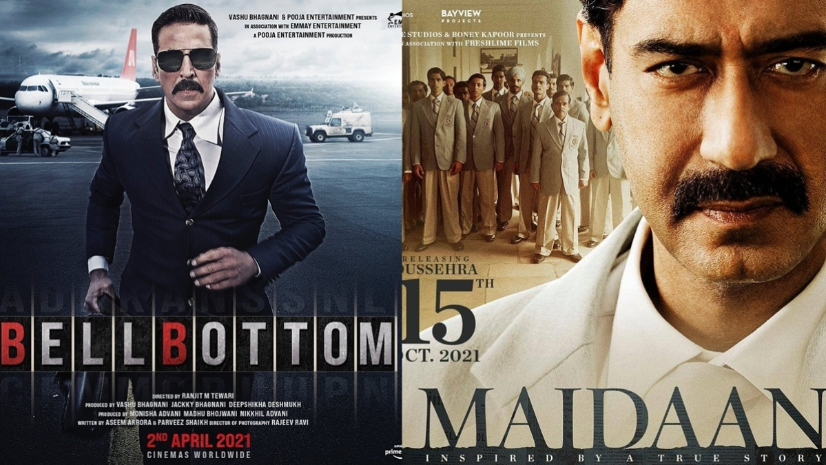From 'Bell Bottom' to 'Maidaan': Movies to watch out for in 2021