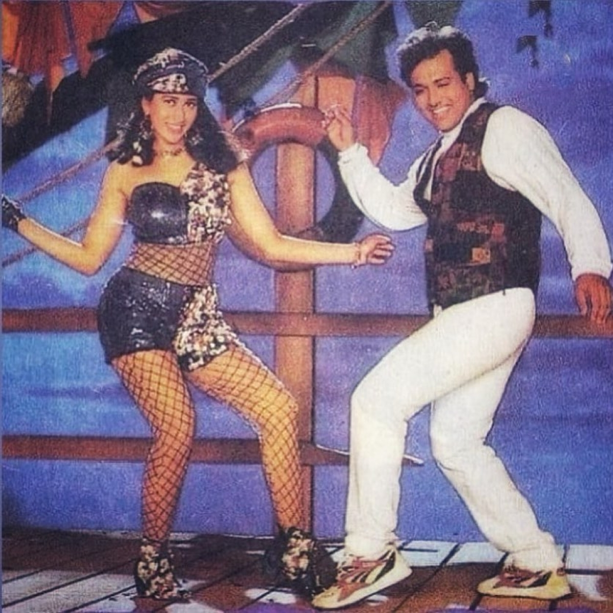 Flashback Friday: Karisma Kapoor reminisces first dance number with Govinda from 'Coolie No. 1'