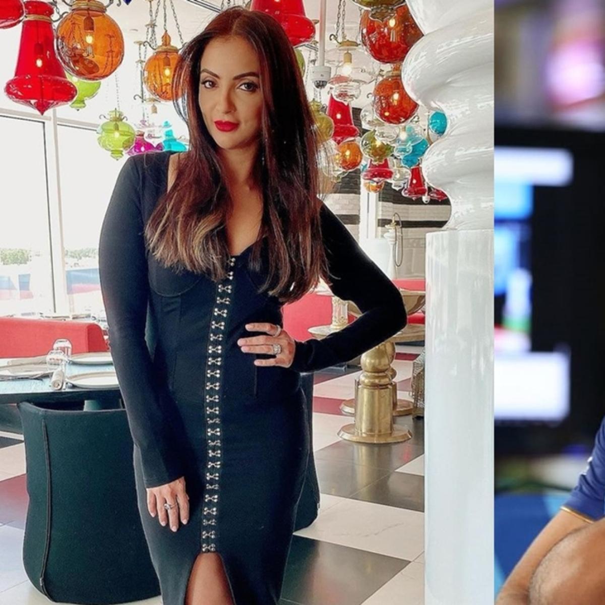 How is Sohail Khan's 'Fabulous Wife' Seema Khan related to cricketer Rohit Sharma?