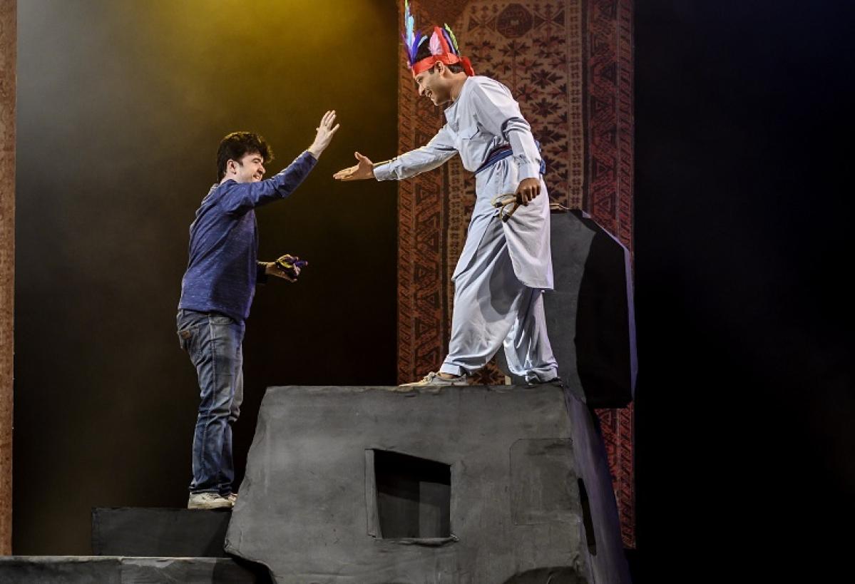 Khaled Hosseini inspired The Kite Runner