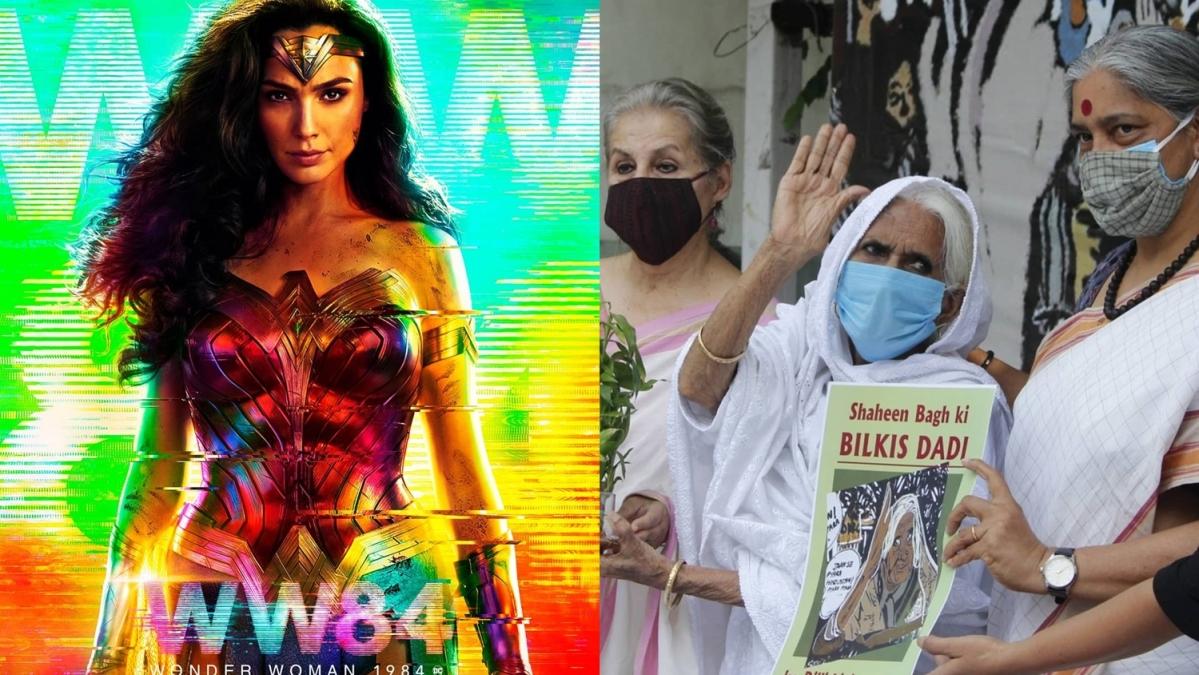 Gal Gadot picks Shaheen Bagh's Bilkis Dadi as her personal 'Wonder Woman'