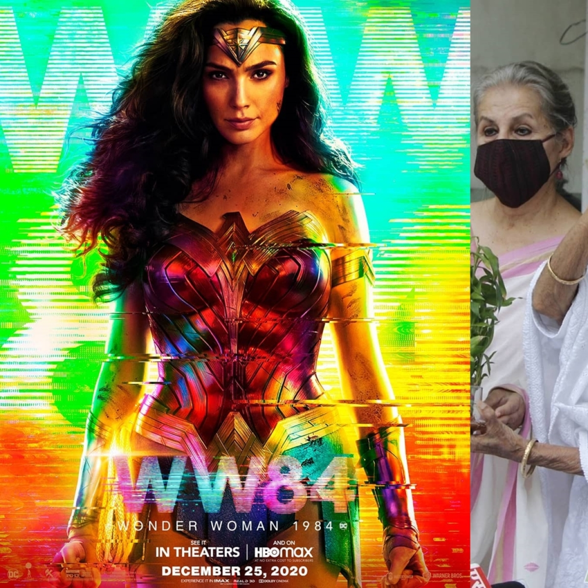 Gal Gadot picks Shaheen Bagh's Bilkis Dadi as her personal 'Wonder Woman'
