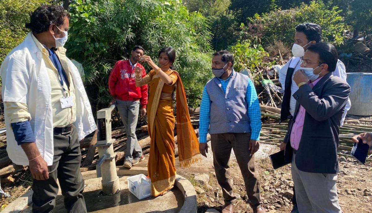 Madhya Pradesh: Villages of Dhamnod block report fluoride contamination in drinking water