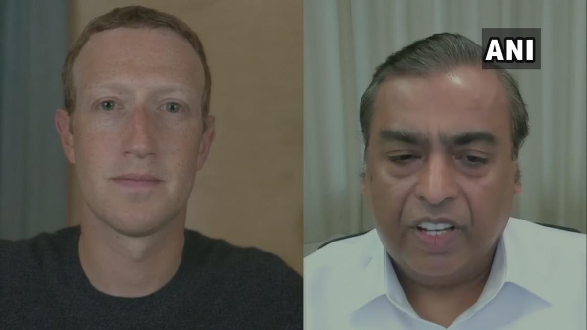 From $5 trillion economy to COVID-19 pandemic - 5 key takeaways from Ambani-Zuckerberg interaction