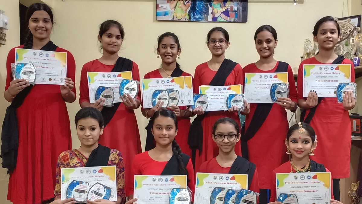 Indore dancers win International Excellence award
