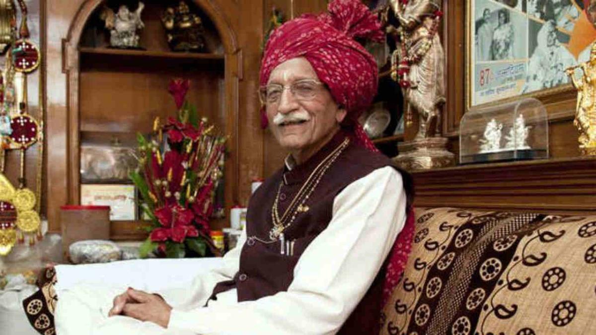 MDH owner Mahashay Dharampal Gulati passed away on Thursday at 98