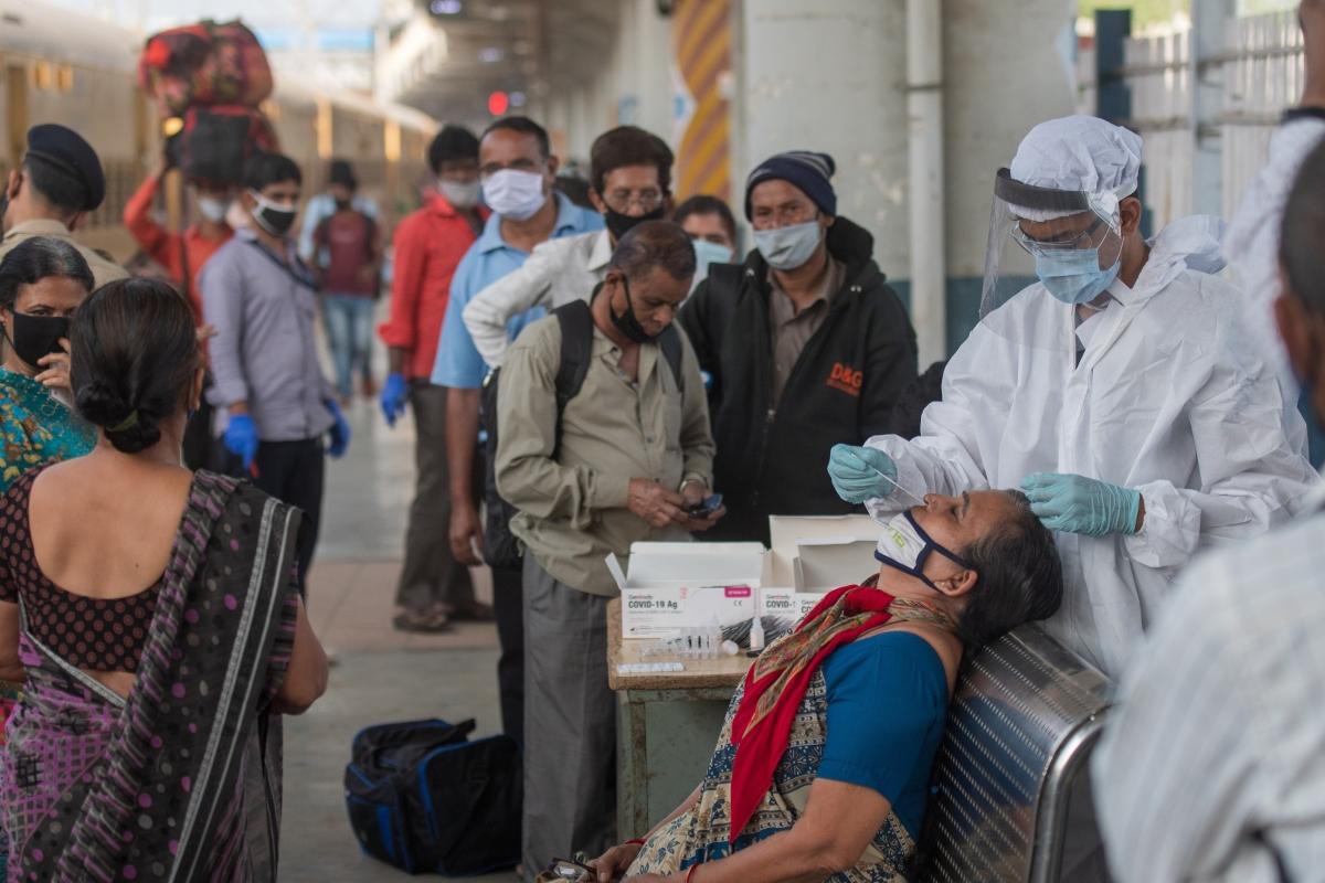 COVID-19 in Mumbai: Active caseload in Mumbai remains below 10K-mark