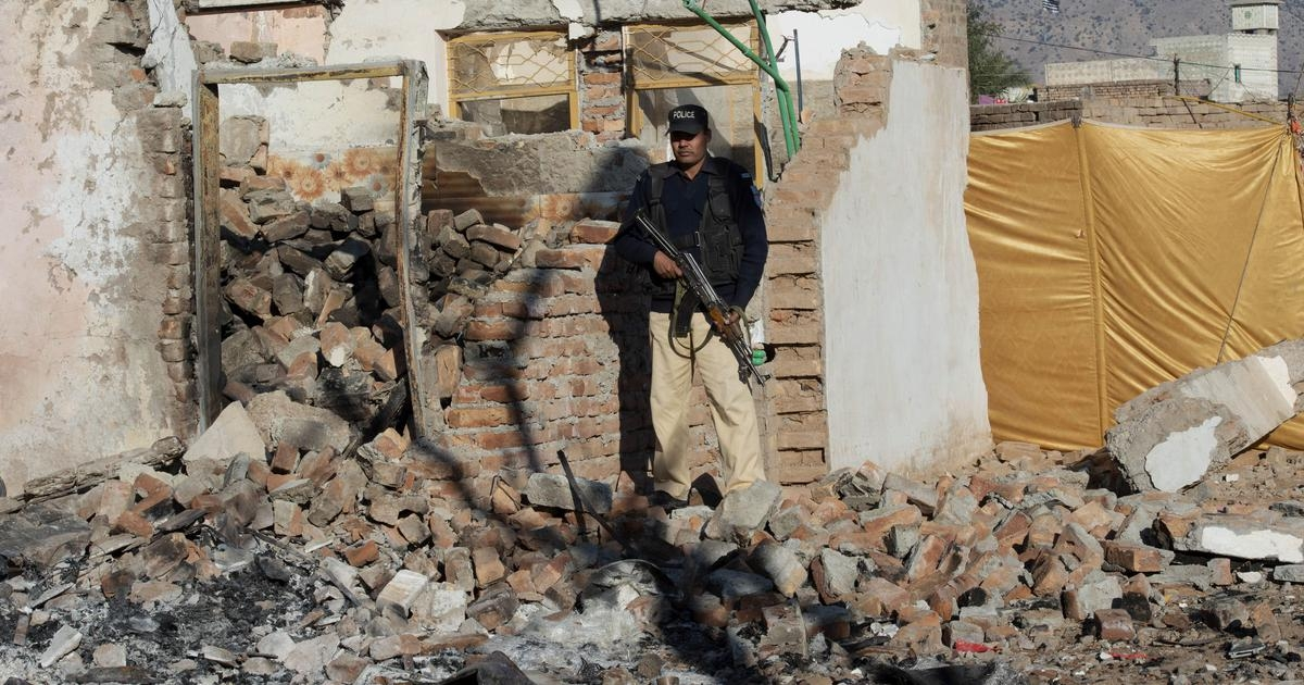 Pakistan: 26 arrested for attack on Hindu temple in Khyber Pakhtunkhwa's Karak district