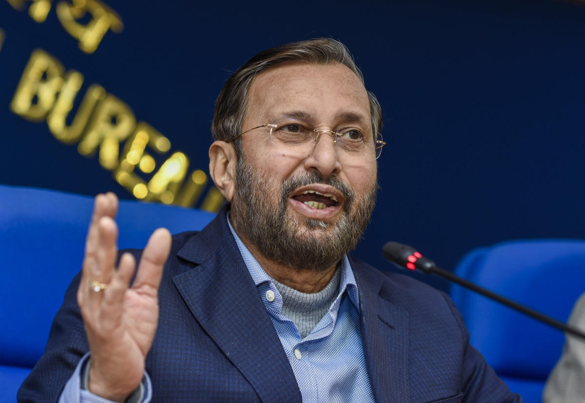 Maharashtra govt hits out at Prakash Javadekar over COVID-19 vaccine wastage accusation, says Gujarat and UP wasted more