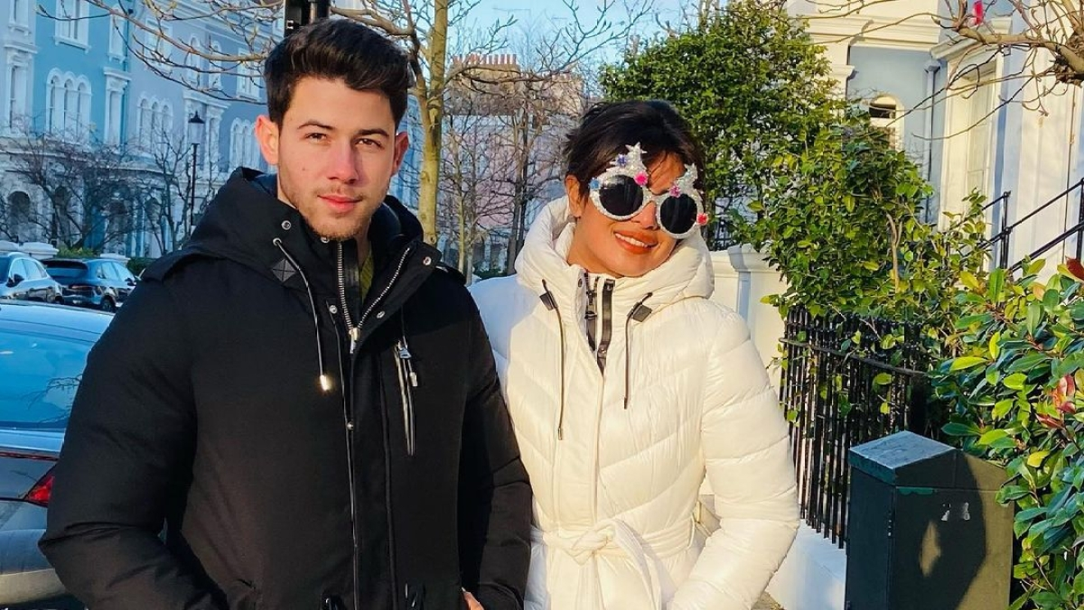Priyanka Chopra channels 'Christmas spirit' with husband Nick Jonas in latest post