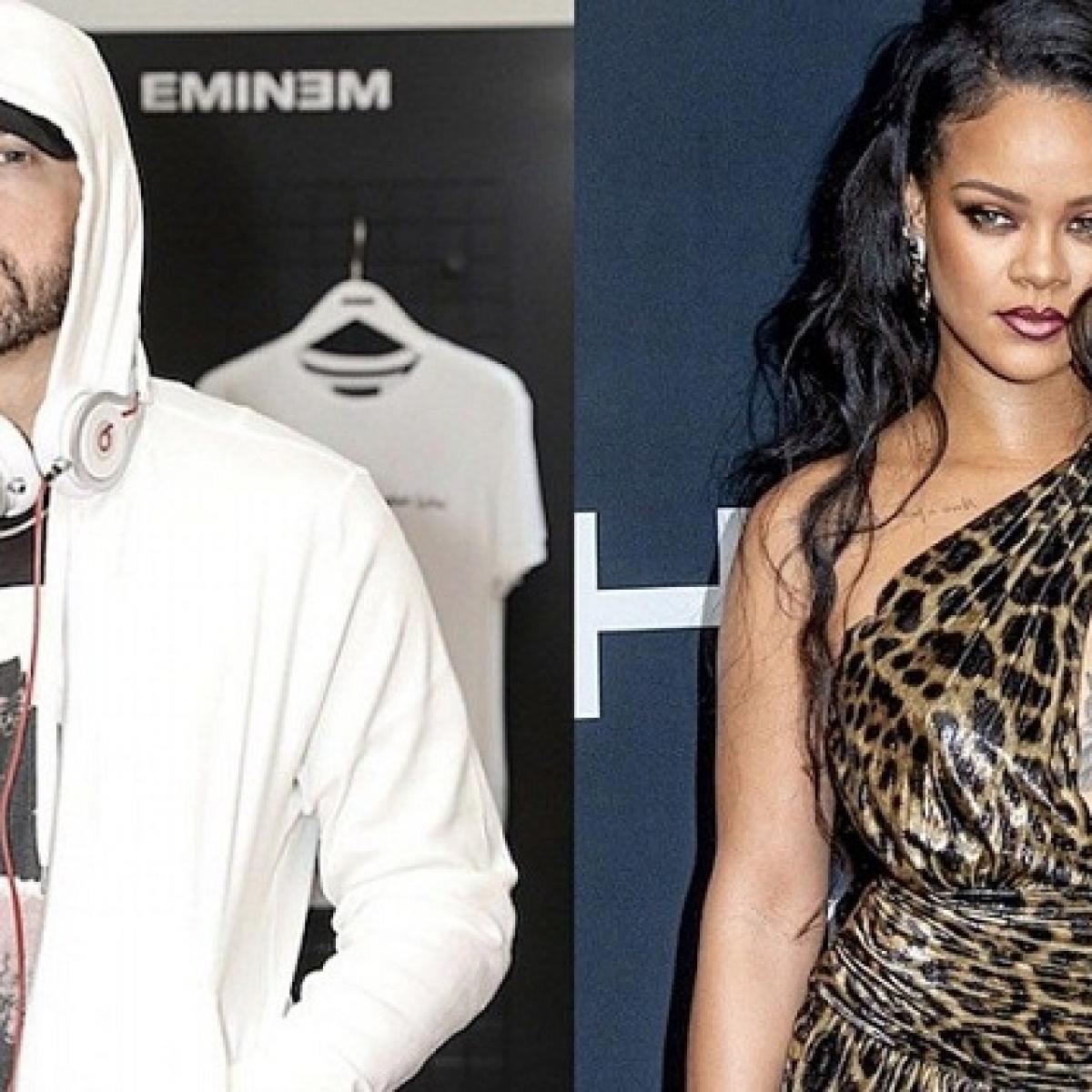 Rapper Eminem apologises to Rihanna over leaked Chris Brown lyrics