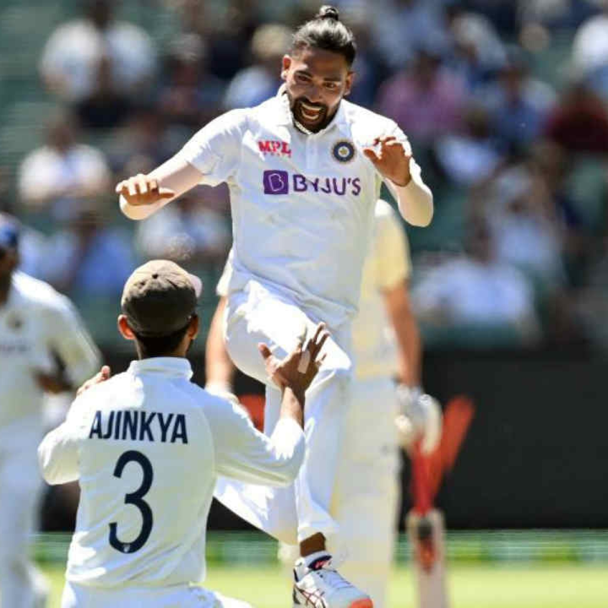Ravi Shastri lauds Mohammed Siraj, says he is 'find of Australia tour'