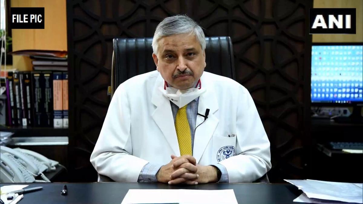 Herd immunity difficult to achieve: AIIMS Director Randeep Guleria