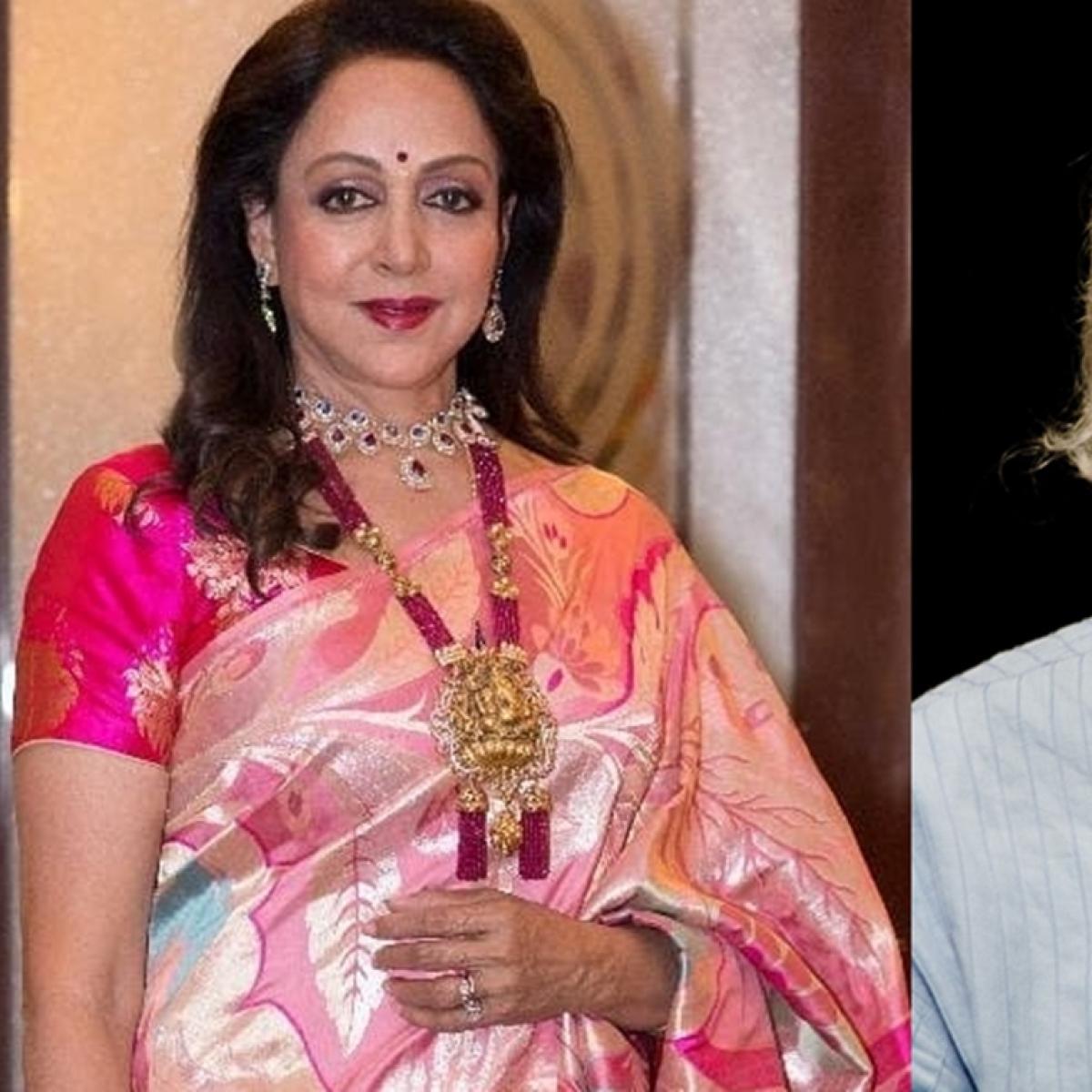 Hema Malini mourns the demise of eminent dance critic Sunil Kothari