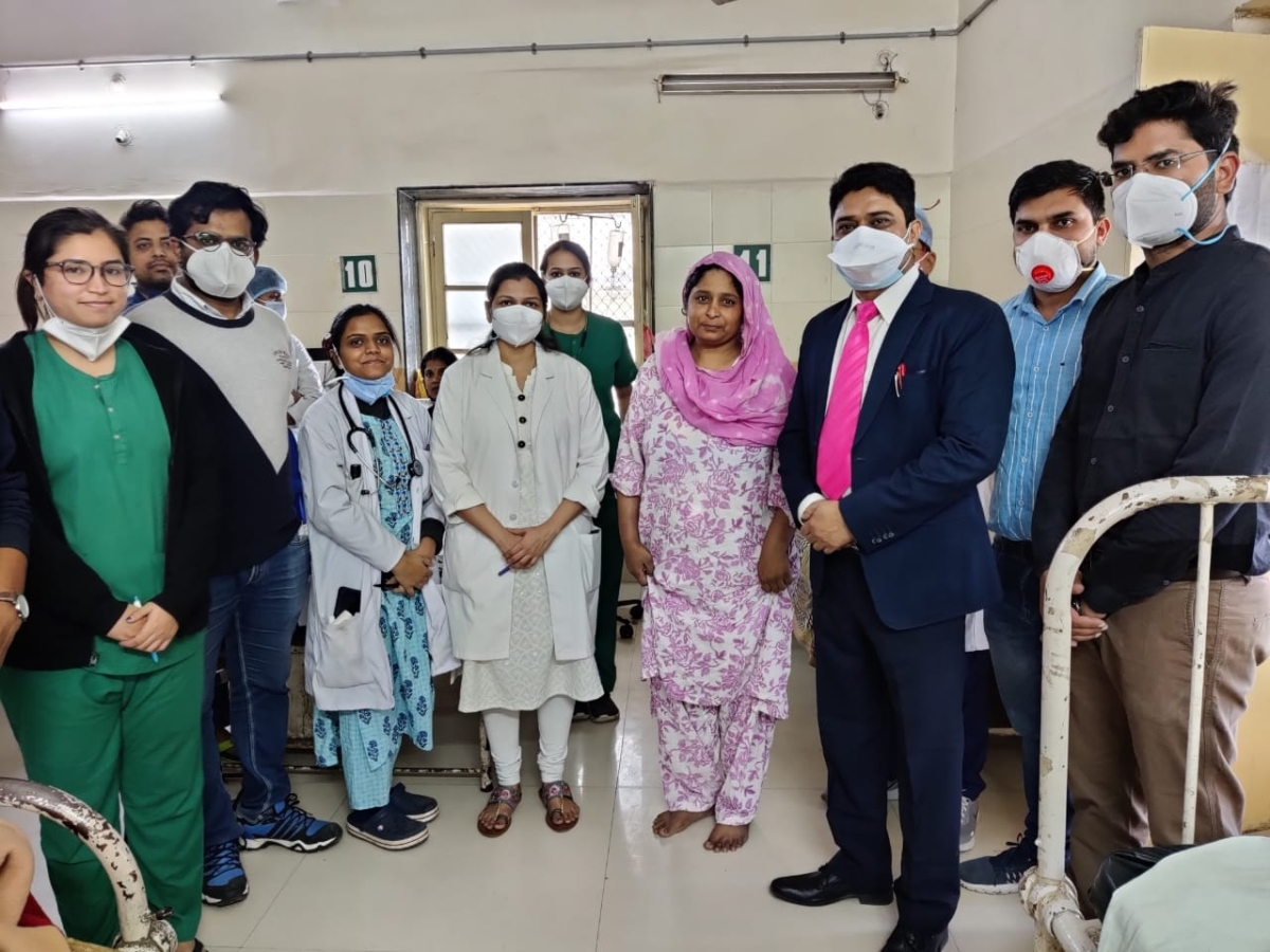 Indore: MY Hospital doctors remove choledochal cyst after 6-hr operation