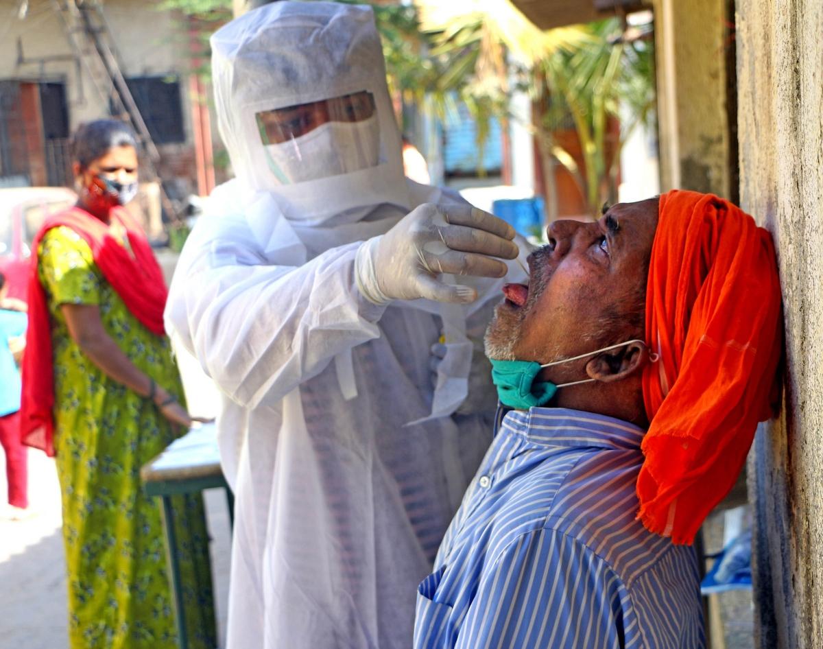 COVID-19 in Mumbai: 67.5% dip in cases
