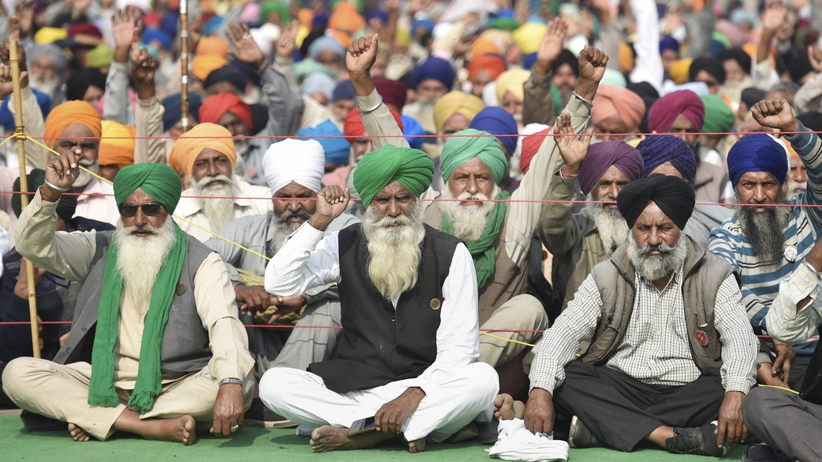 Bharat Bandh: Centre helping corporates, allege farmer leaders in Maharashtra