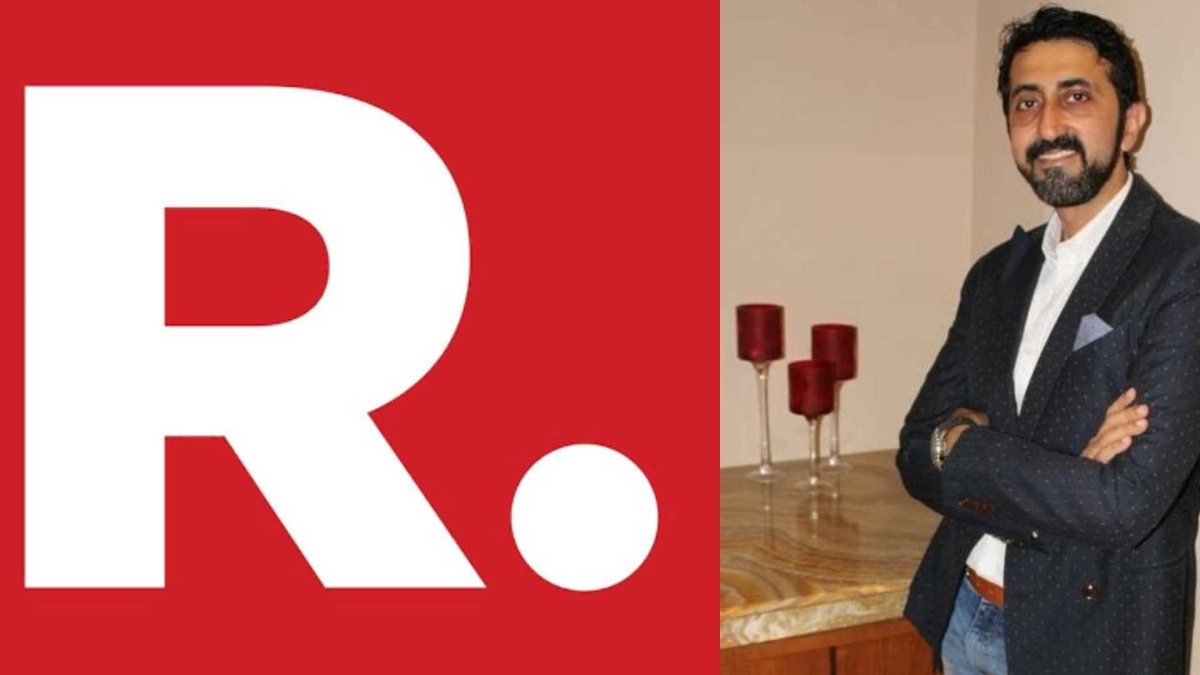 Fake TRP Scam: Republic TV CEO Vikas Khanchandani arrested; sent to two-day police custody