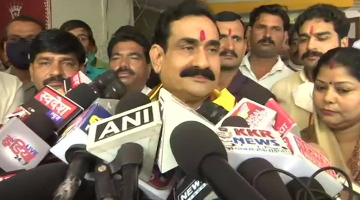 Madhya Pradesh: Dharma Swatantrya (Religious Freedom) Bill will be cleared on Dec 26, says HM Narottam Mishra