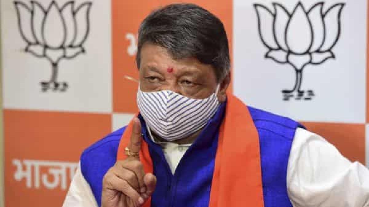 BJP's Kailash Vijayvargiya