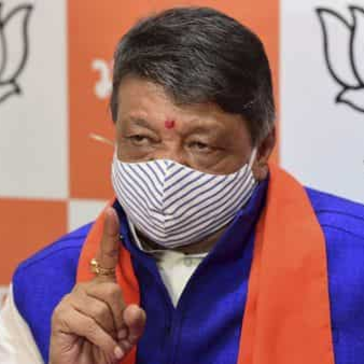BJP's Kailash Vijayvargiya slams Maharashtra govt for denying use of state aircraft to BS Koshyari