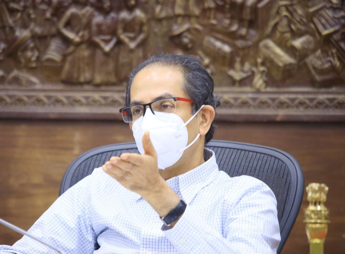 Maha CM Uddhav Thackeray urges Centre to take a decision on renaming Aurangabad Airport to Chhatrapati Sambhaji Maharaj Airport