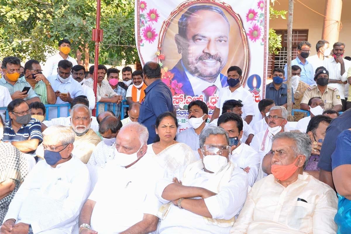 Karnataka Legislative Council Deputy Chairman SL Dharmegowda's alleged suicide stirs political storm