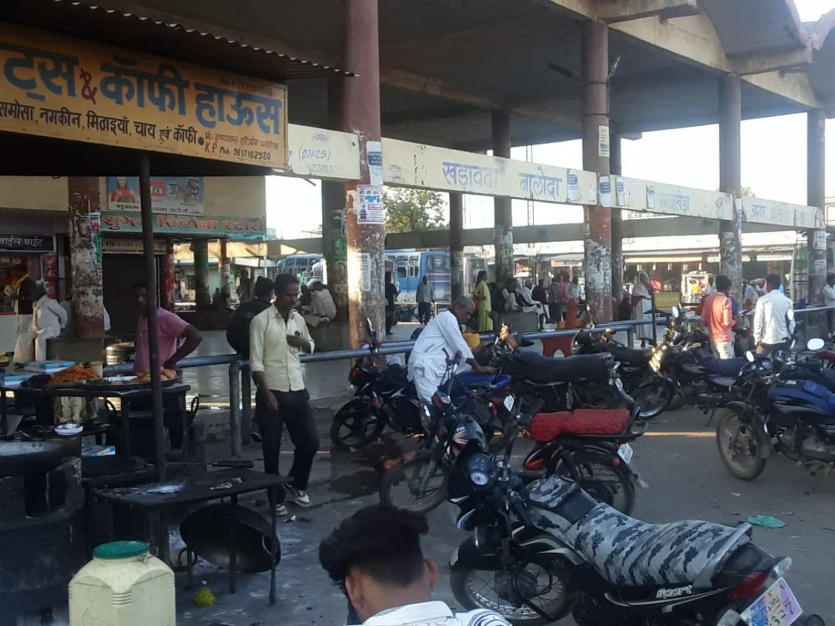 Madhya Pradesh: New bus stand of Garoth is disorganised, difficult to travel, say passengers
