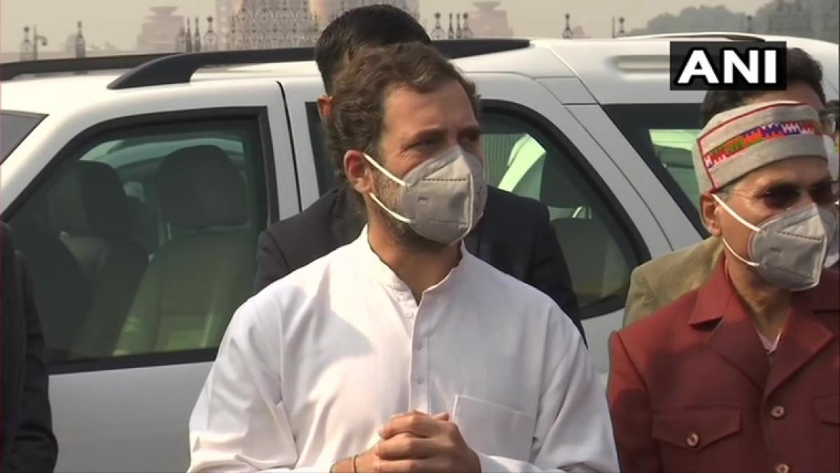'Kaun se desh ki baat kar rahe ho?': In sharp jibe aimed at Modi govt, Rahul Gandhi says 'no democracy in India'