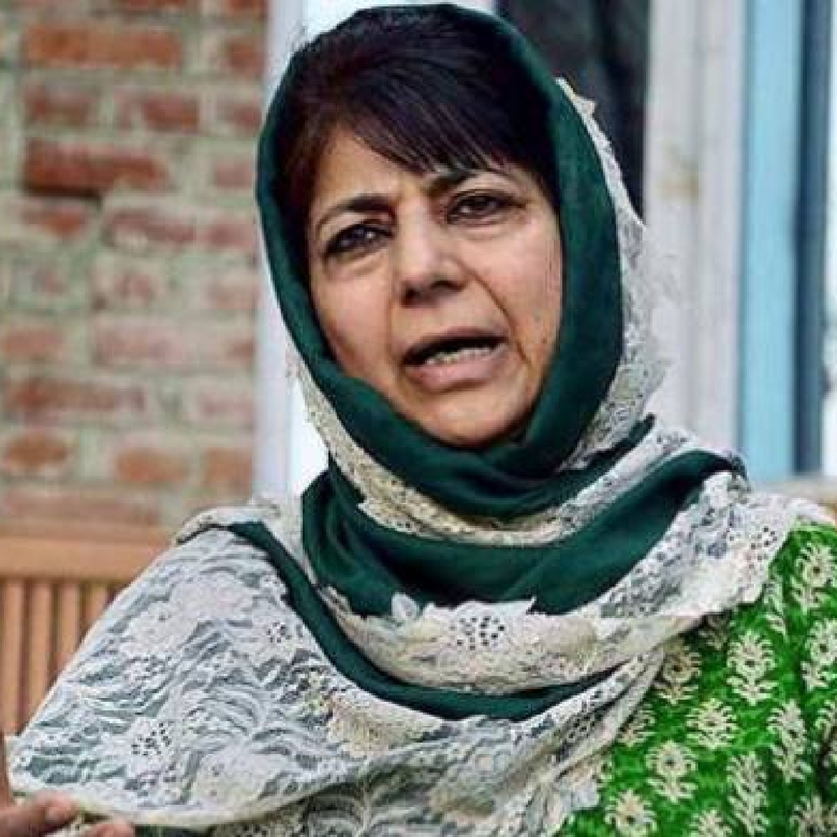 'Expressing solidarity with Palestine is no crime': Mehbooba Mufti questions arrest of people for holding anti-Israel protest