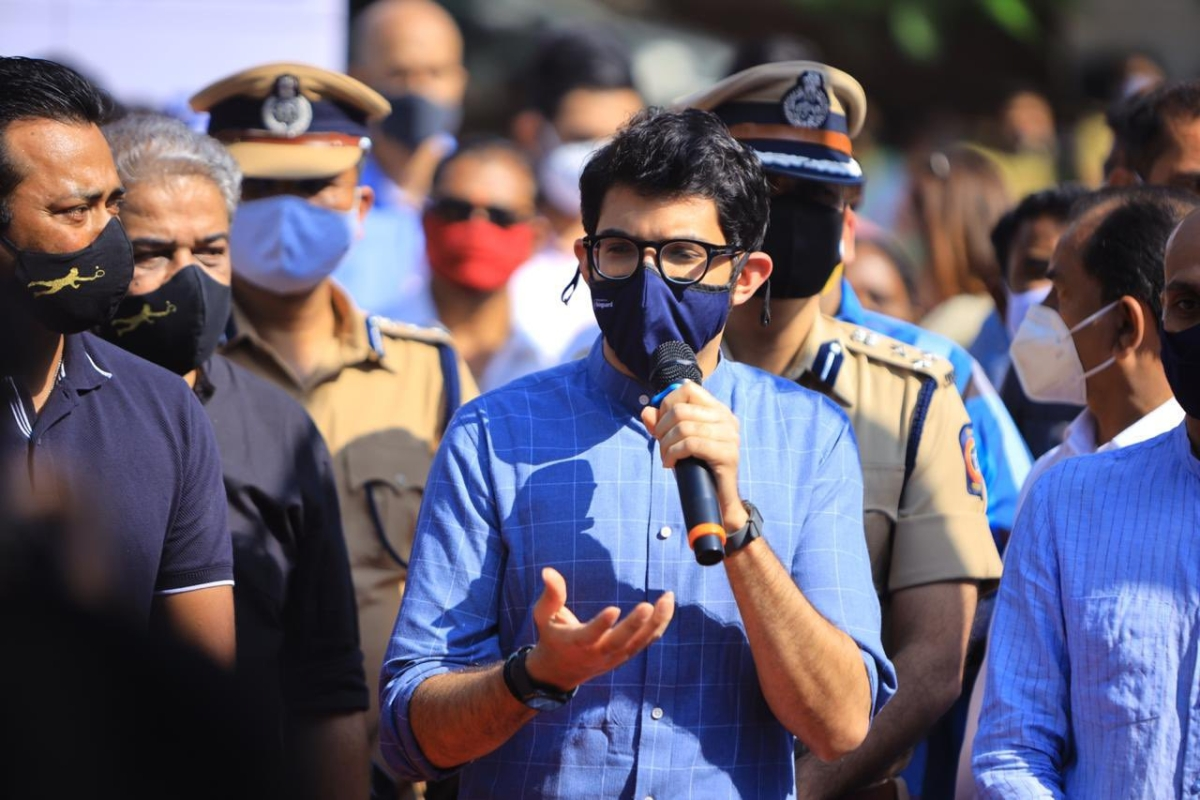 Maharashtra: Aaditya Thackeray tests positive for COVID-19