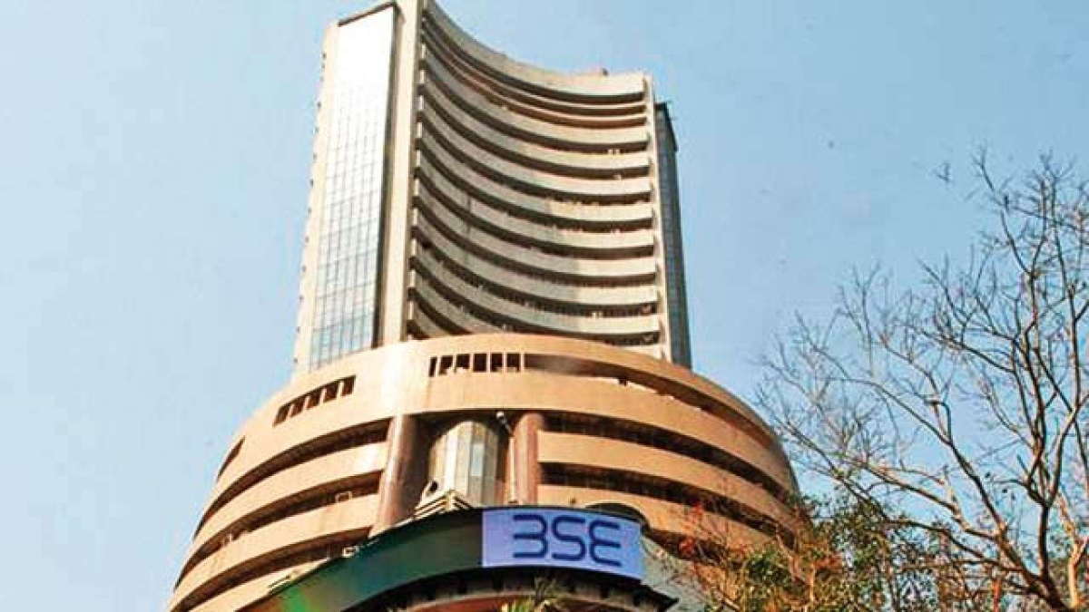 Markets end mixed in volatile trade; real estate stocks may gain traction on decision to keep property tax unchanged