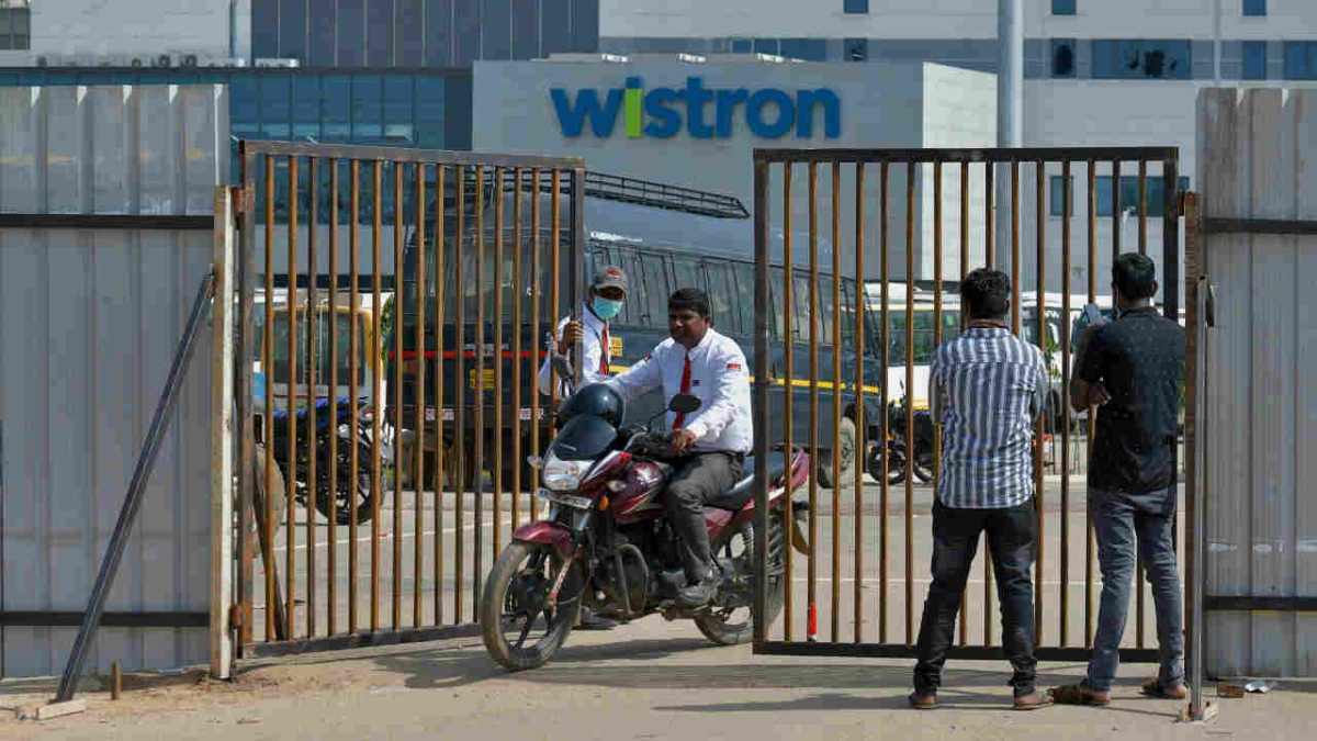 Wistron probe finds flaws in payment at Karnataka iPhone manufacturing facility, sacks executive