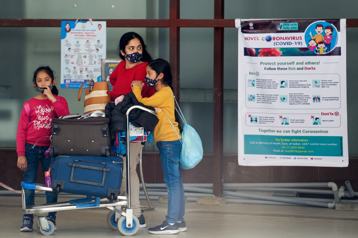 Coronavirus in Tamil Nadu: Passenger from UK tests COVID-19 positive in Chennai