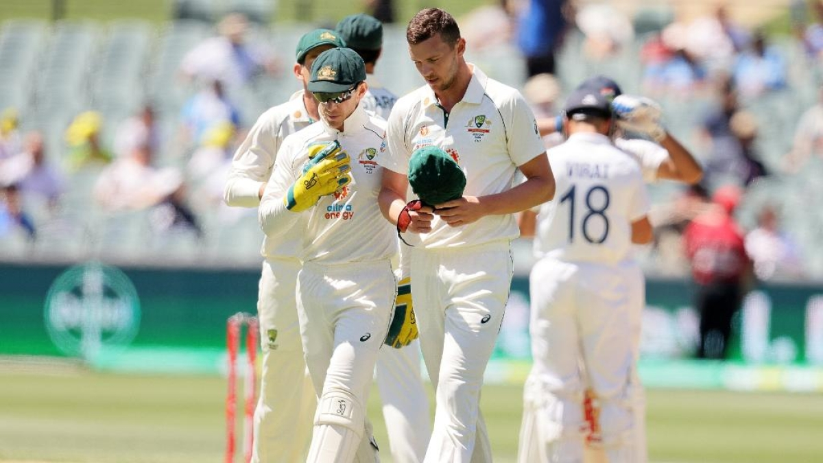 India bundled out for 36 in Adelaide - Here is a list of 10 lowest innings total in Test cricket