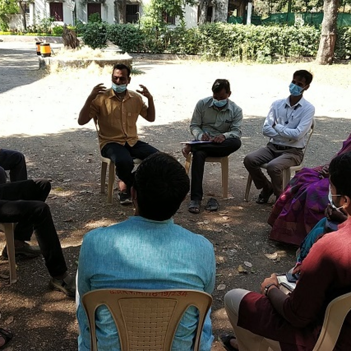 The Great Reset: Isha Foundation conducts grassroots event in Yavatmal