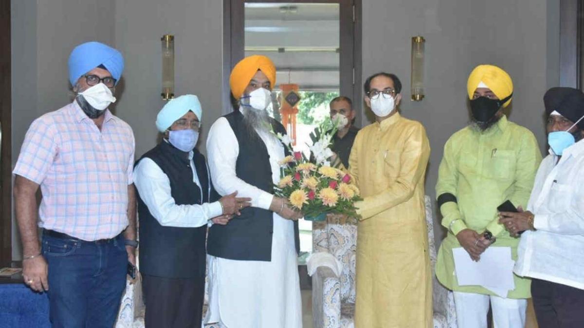 SAD leaders meet Uddhav Thackeray in Mumbai, seek support against Centre on new farm laws