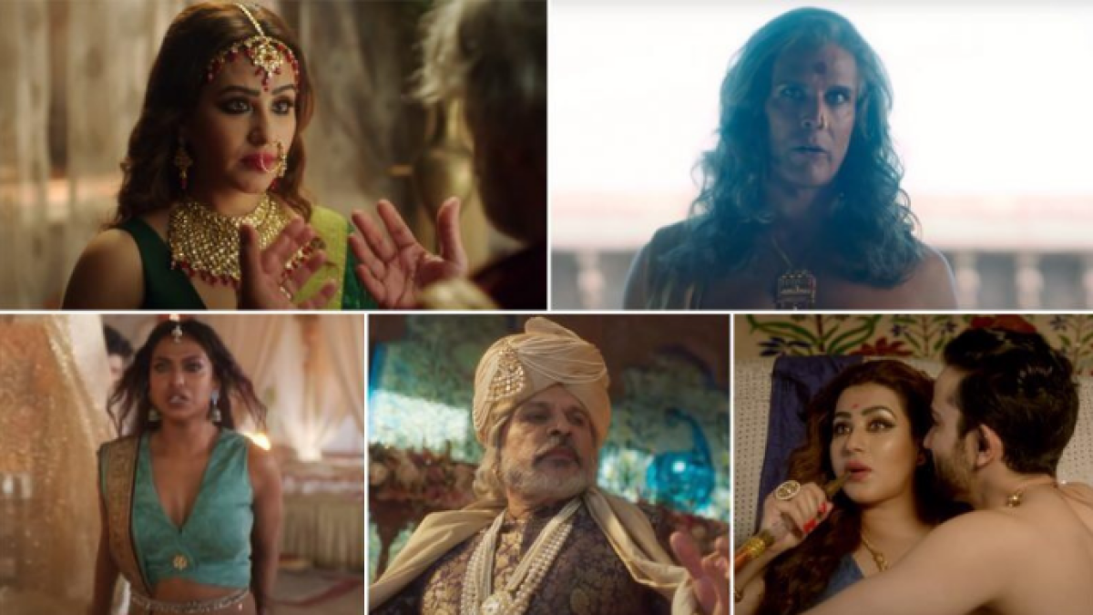 Paurushpur: Trailer of Shilpa Shinde, Annu Kapoor, Milind Soman's magnum opus takes us inside misogynistic kingdom