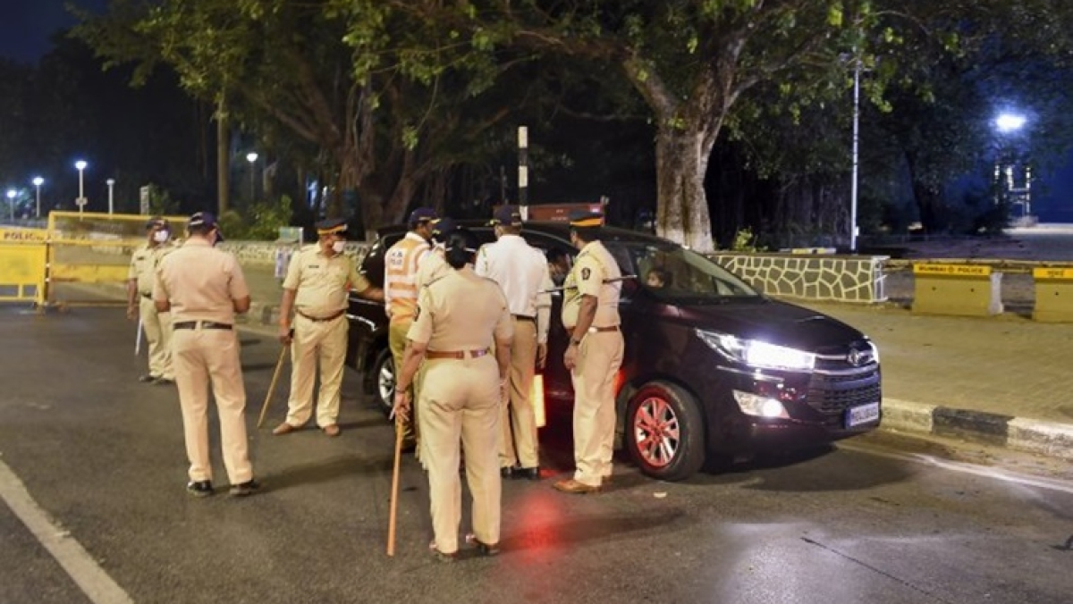 Drones, 30,000 cops, Sec 144: Security tightened in Mumbai ahead of New Year