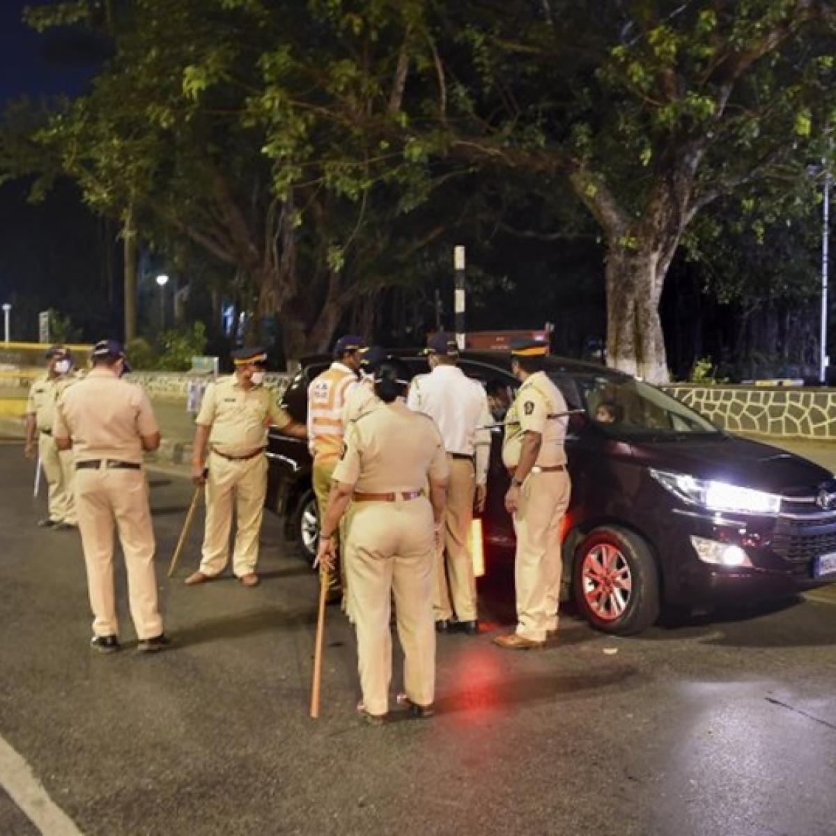 Drones, 30,000 cops, Sec 144: Security tightened in Mumbai ahead of New Year