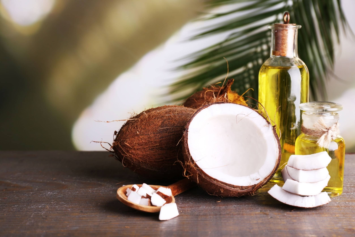 Five reasons why you should choose coconut oil over others