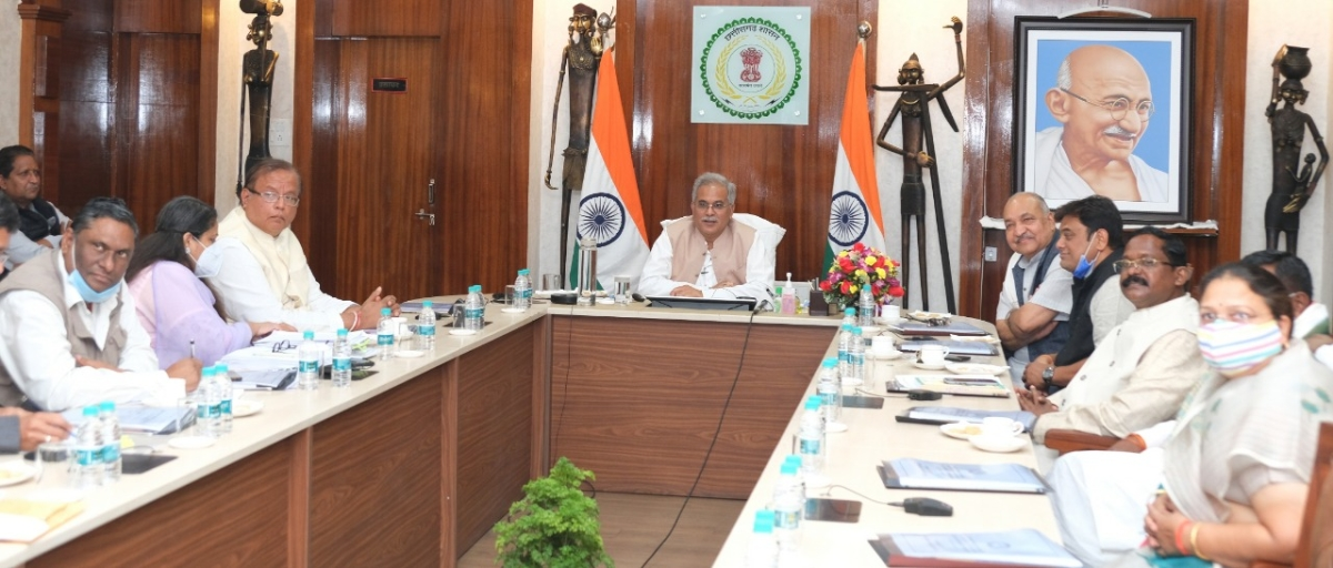 'CG Mart will be launched to provide better market to women groups': Chattisgarh CM Bhupesh Baghel