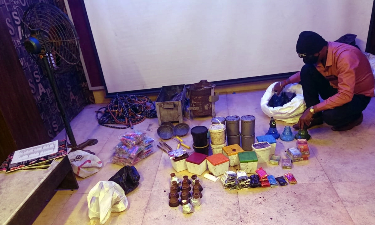 Mira Bhayandar: Two hookah dens raided in posh Kanakia area