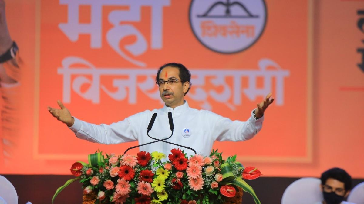 CM Uddhav Thackeray slams Congress' solo call