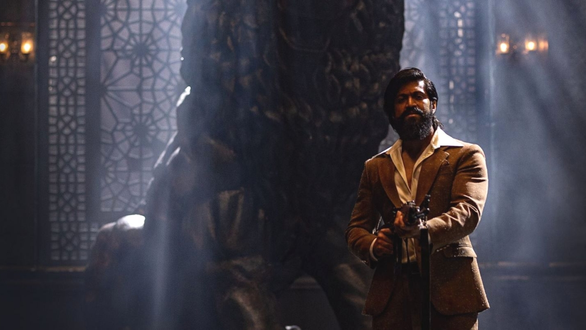 Yash-starrer 'KGF Chapter 2' set to hit theatres on July 16, 2021